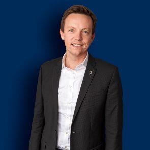 Tobias Hans, Ministerpräsident, Vertreter des Stifters kraft Amtes
