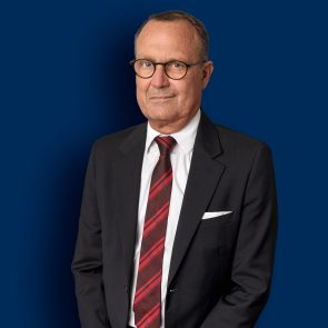 Ulrich Stopp, stellvertretender Vorsitzender des Vorstandes